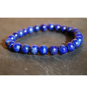 Bracelet Lapis-Lazuili