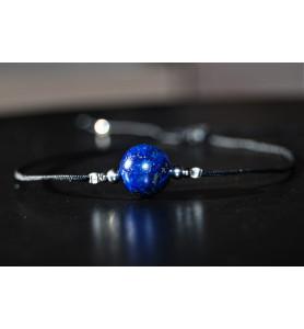 Bracelet Lapis Lazuli et...