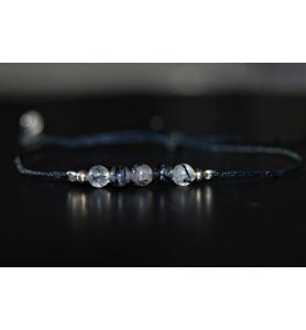 Bracelet Quartz Tourmaline...